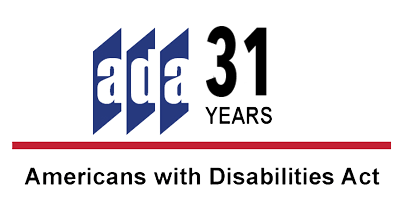 ADA 31 Years - Americans with Disabilities Act